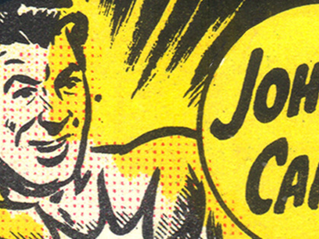 Johnny Canuck: The Return of a Lost Golden Age Hero's video poster