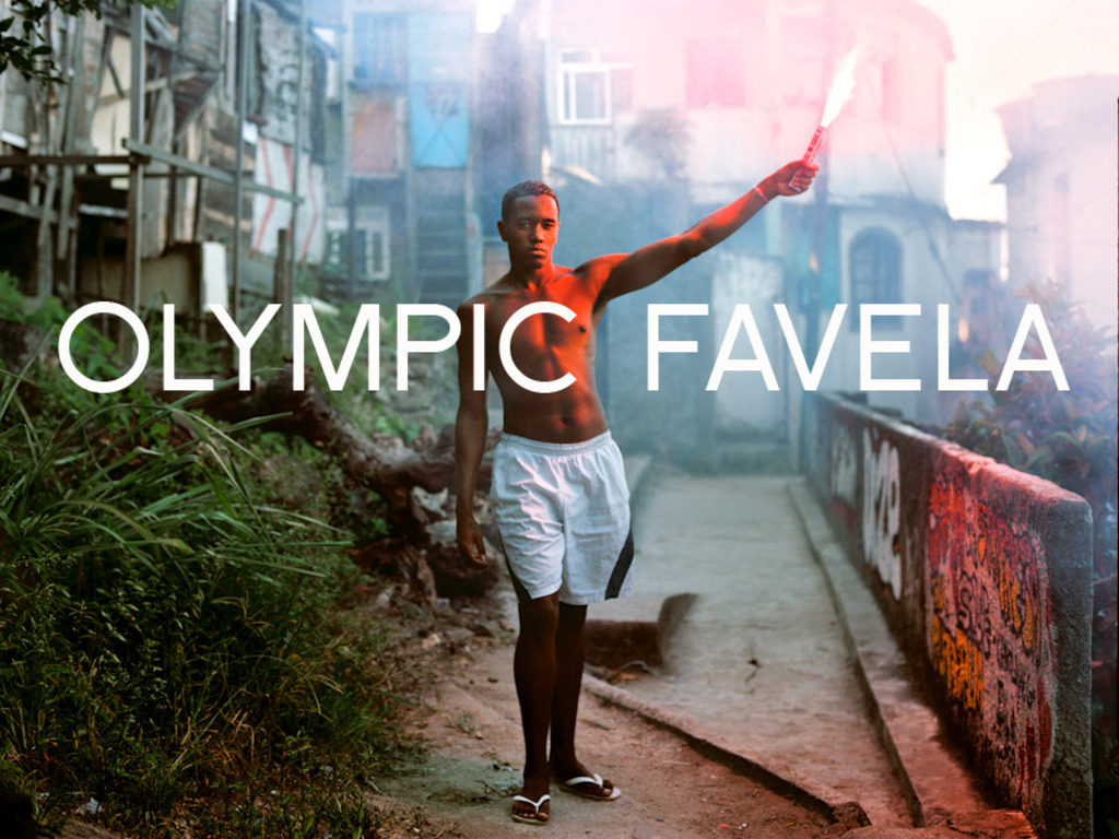 OLYMPIC FAVELA - a Photography Book's video poster