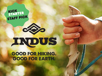 Indus Reclaimed High Performance Hiking Sticks