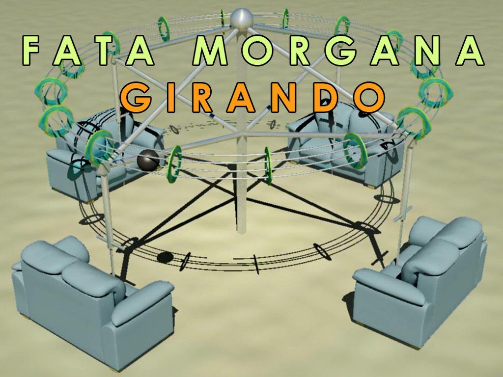 Fata Morgana Girando: Burning Man 2014's video poster