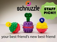 Schnuzzle. Think you know dog toys?...Think again.