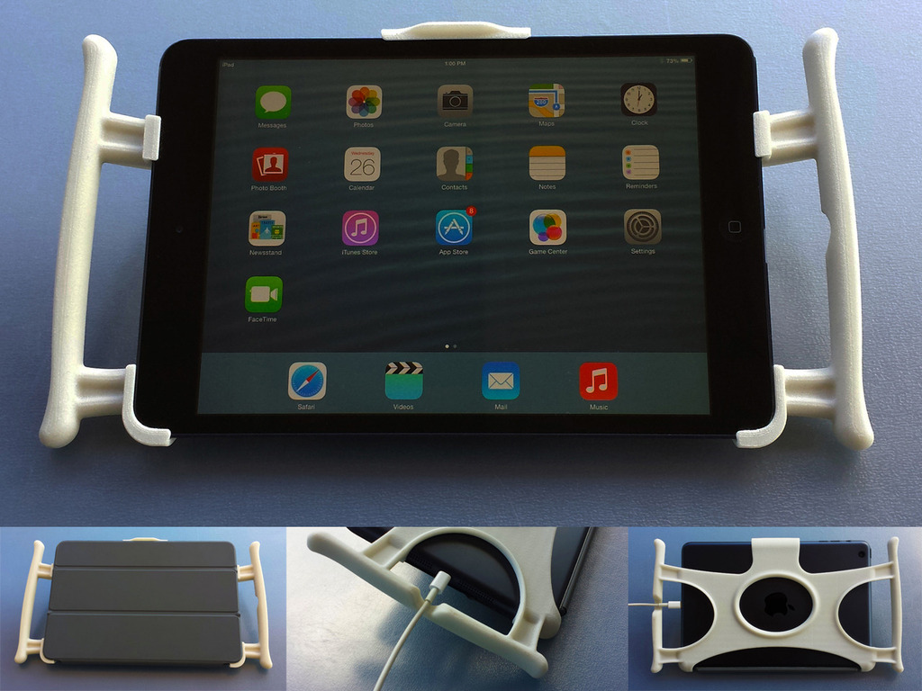 ORBIT case - turn your iPad Mini into an action cam..!'s video poster