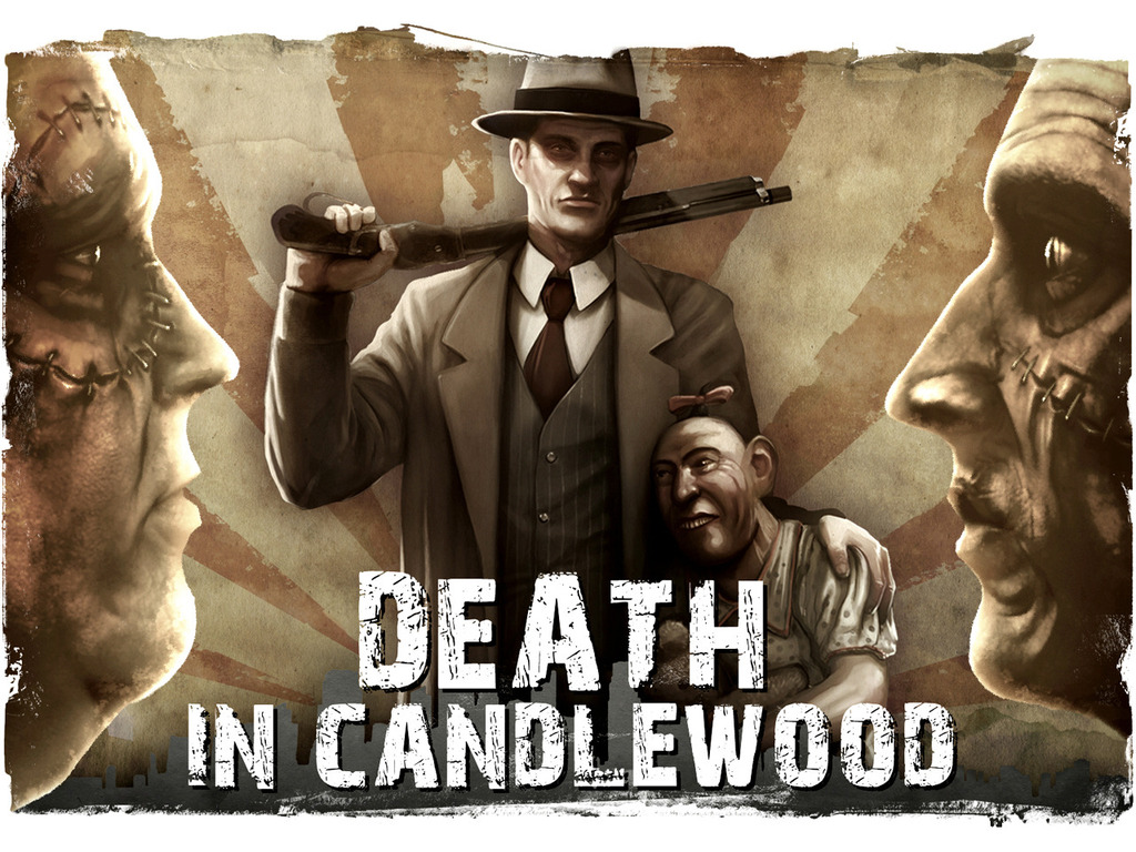 Death In Candlewood's video poster