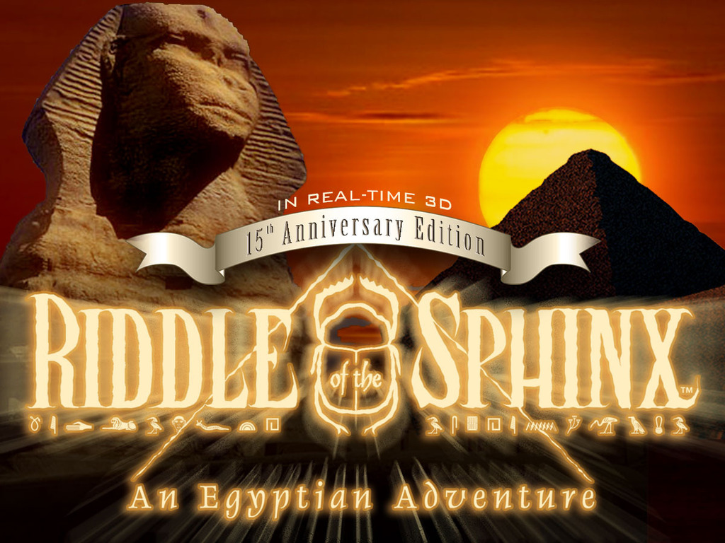 Riddle of the Sphinx: An Egyptian Adventure in Real-time 3D's video poster