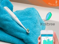 Kolibree: The World's First Connected Electric Toothbrush