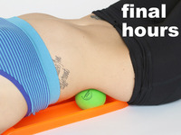 Massage Track - Ever needed deep tissue massage NOW?