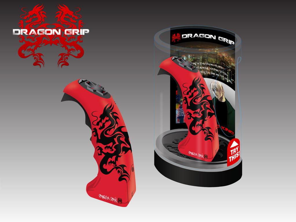 Dragon Grip's video poster