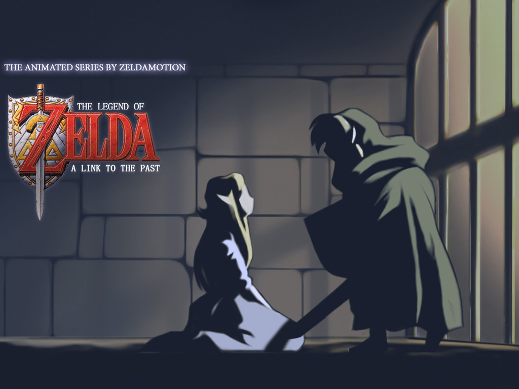 Zeldamotion - A Link to the Past Animated Series's video poster