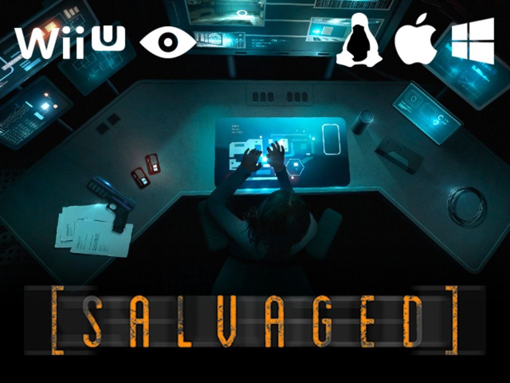 Salvaged - Tactical Action - with Oculus VR, Wii-U Support's video poster