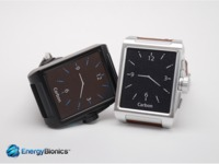 Carbon - The only watch that can charge your smartphone!