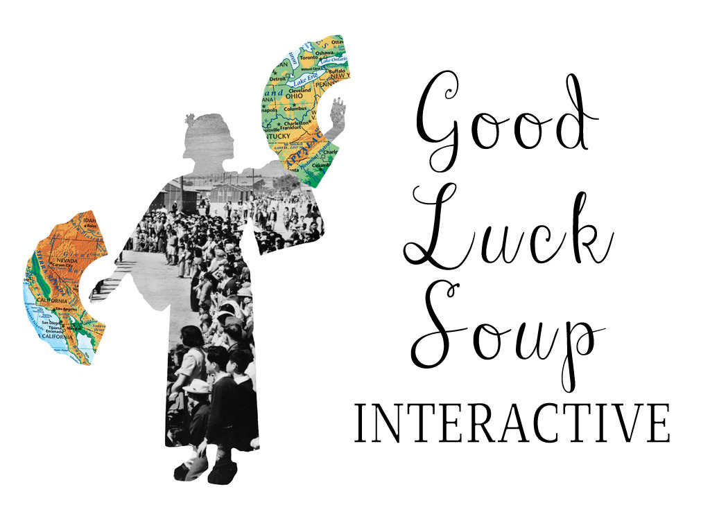 Good Luck Soup Interactive: A Transmedia Documentary's video poster