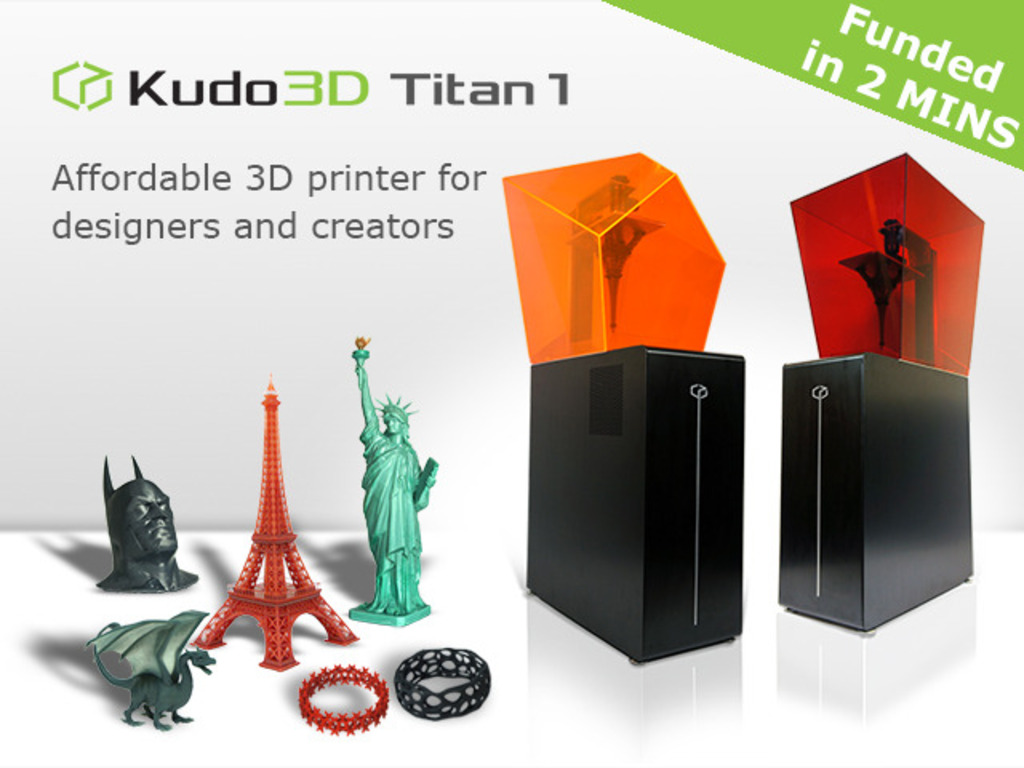 Titan 1: Fastest, Tallest Print, High Res SLA 3D Printer's video poster