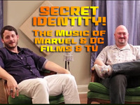 Secret Identity: Covering The Music of Marvel & DC film & TV