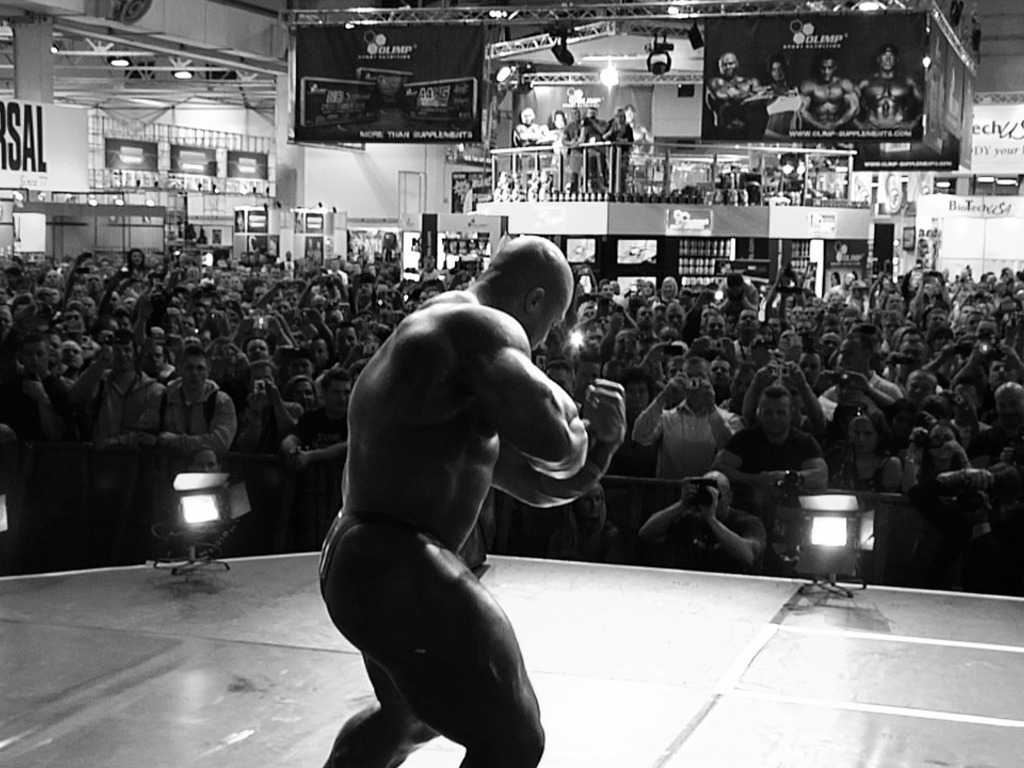 Muscle: The Rise of a Bodybuilding Superstar's video poster