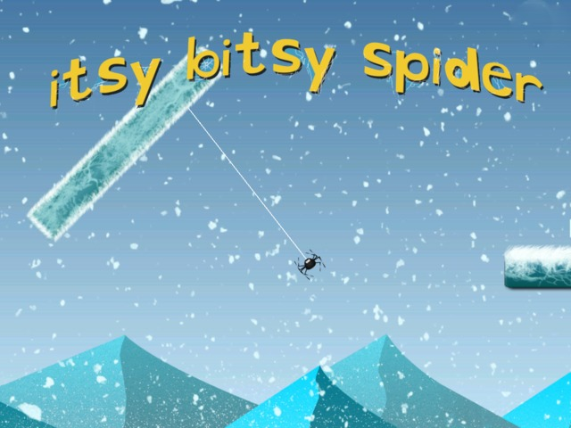 how to play itsy bitsy spider on keyboard