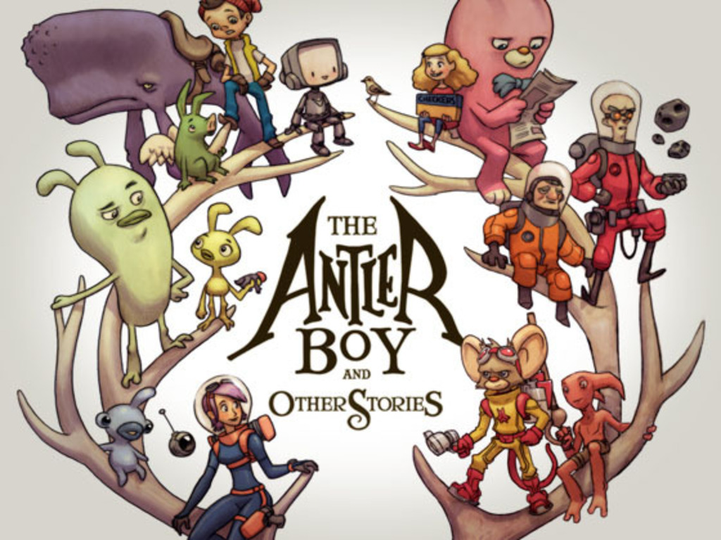 The Antler Boy and Other Stories's video poster