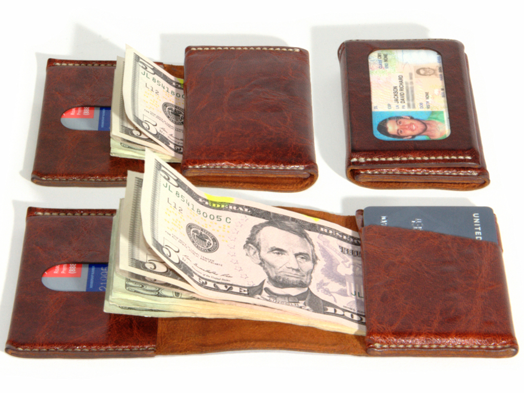 Wrap Wallet - The best wallet in the world, made in the USA's video poster