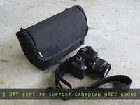 Stowaway: Camera Bag Insert by YNOT Cycle