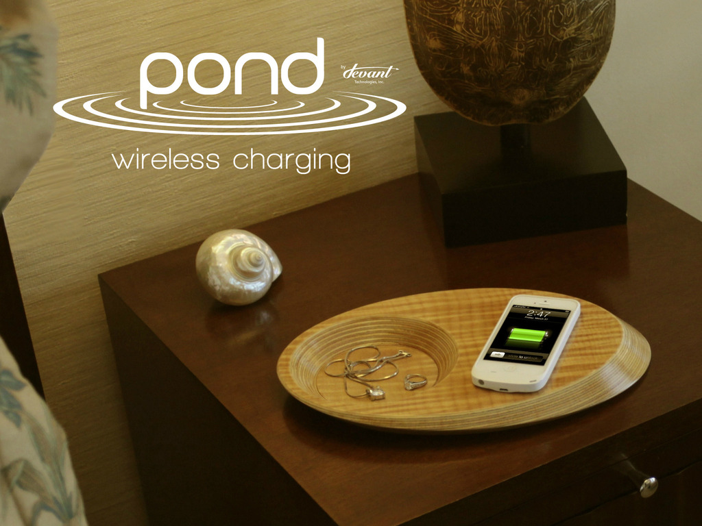 POND - Wireless Charging - Refined and Redefined's video poster