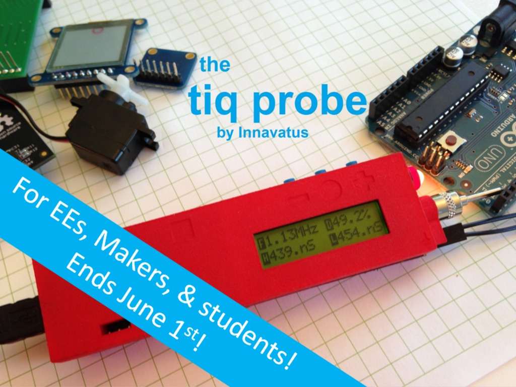tiq - high performance tool for debugging maker projects's video poster