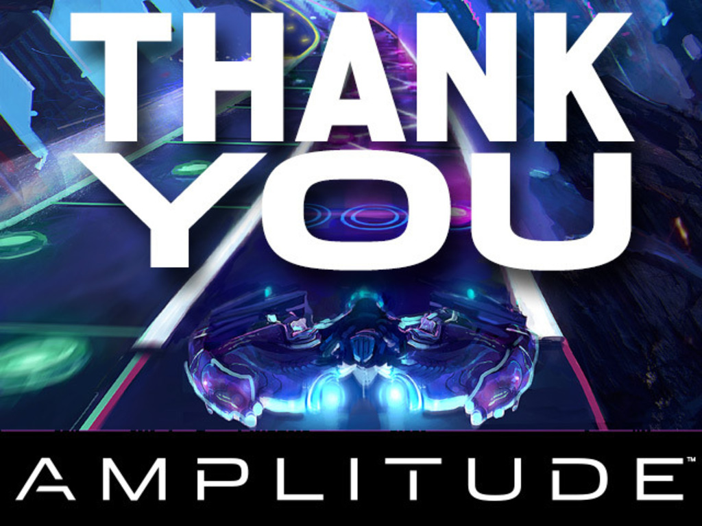 Amplitude's video poster