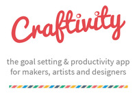 Craftivity: goal setting and productivity app for creatives
