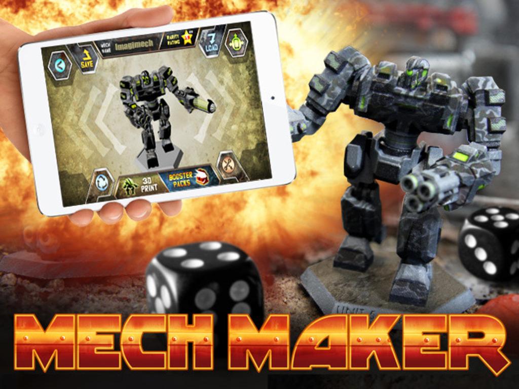 Mech Maker (Canceled)'s video poster