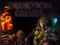 Dungeon Crawl: a fantasy-themed, card-based board game