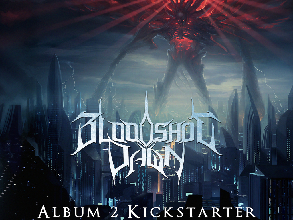 Bloodshot Dawn - RECORDING NEW ALBUM's video poster