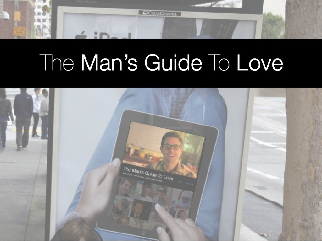 The Man's Guide To Love Movie (Canceled)'s video poster