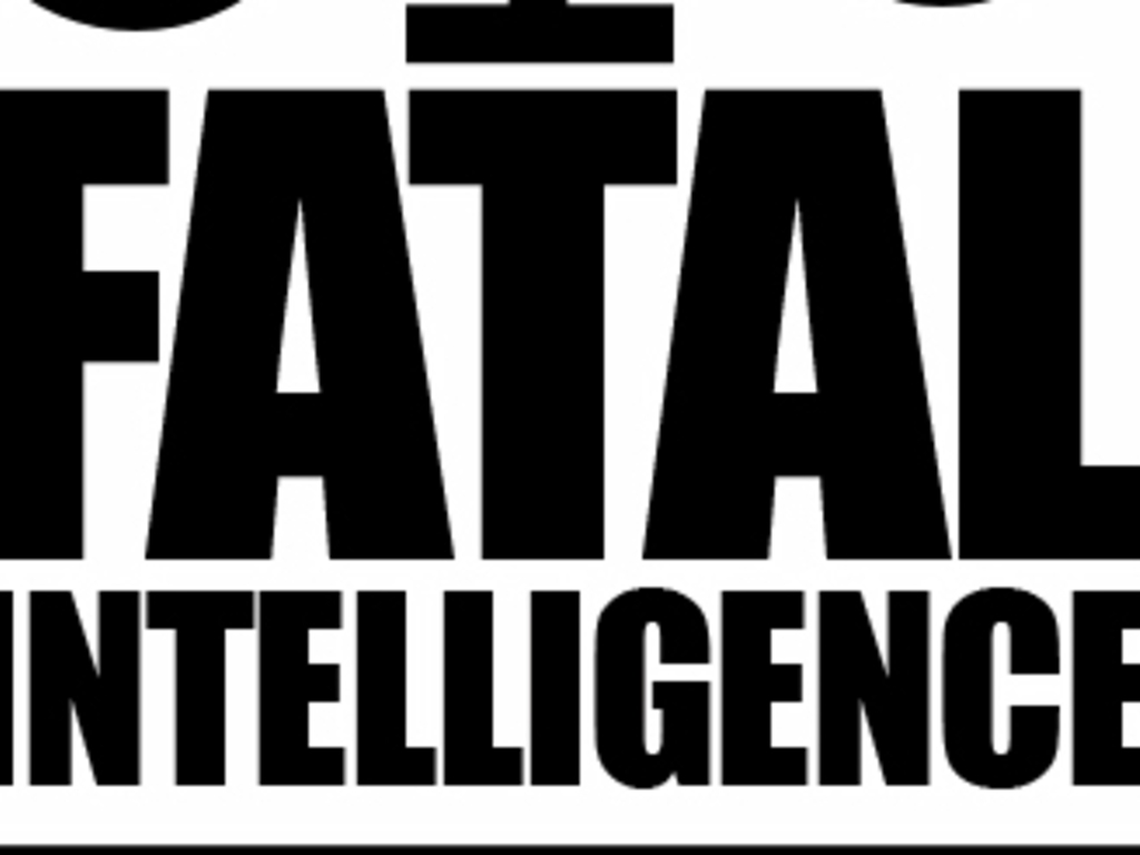 """""""THE FATAL INTELLIGENCE PROJECT""""'s video poster"""