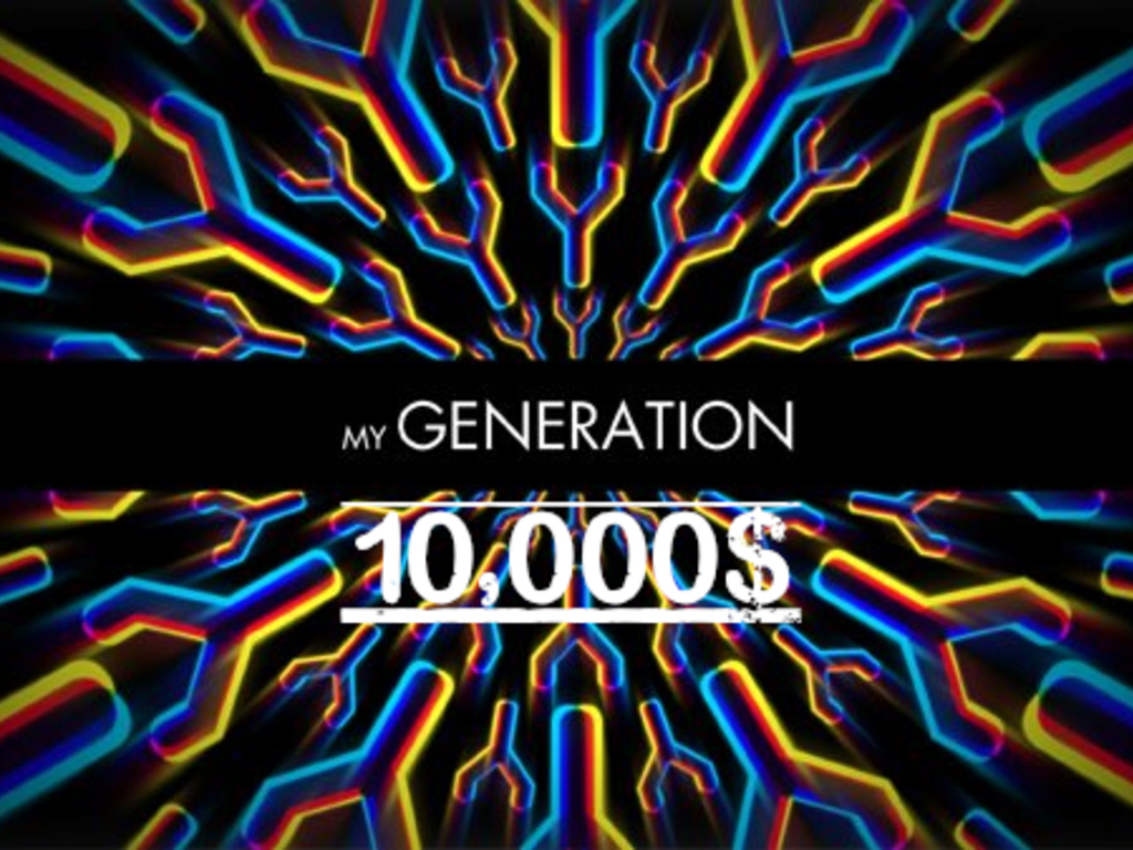 THE WH(Y) GENERATION - Music Video's video poster