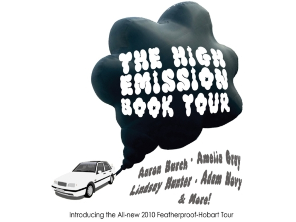 Gas Money for the High Emission Book Tour's video poster