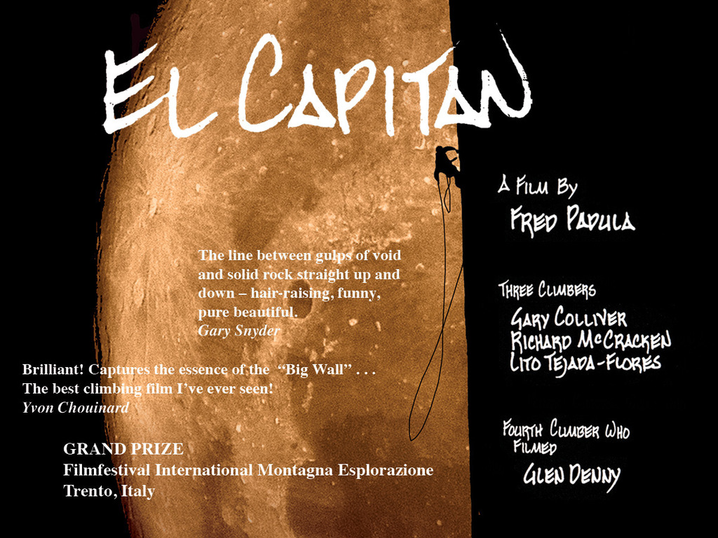 El Capitan Film Restoration's video poster