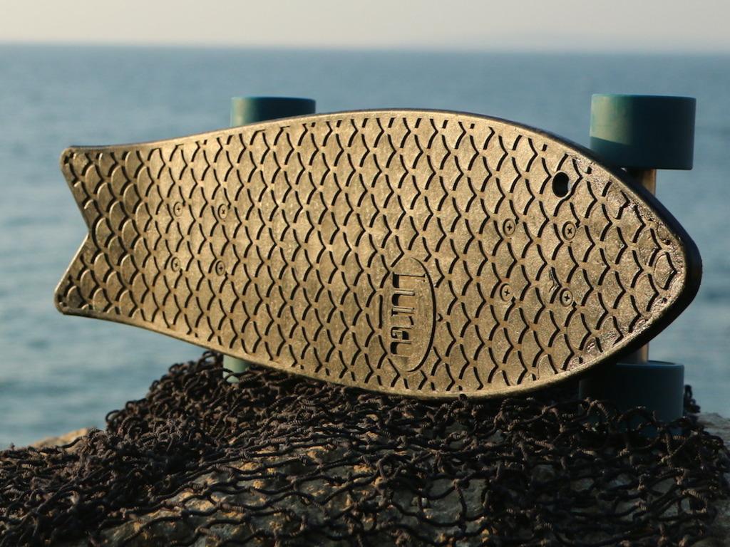 Bureo - Recycled Fishnet Skateboards for Cleaner Oceans's video poster