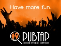 Pubtap: Making Your Social Life Smarter