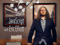 Learn JavaScript with Eric Elliott & Fight Poverty with Code
