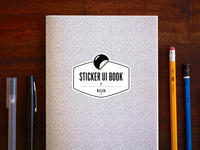 The Sticker UI Book by Killer inc.