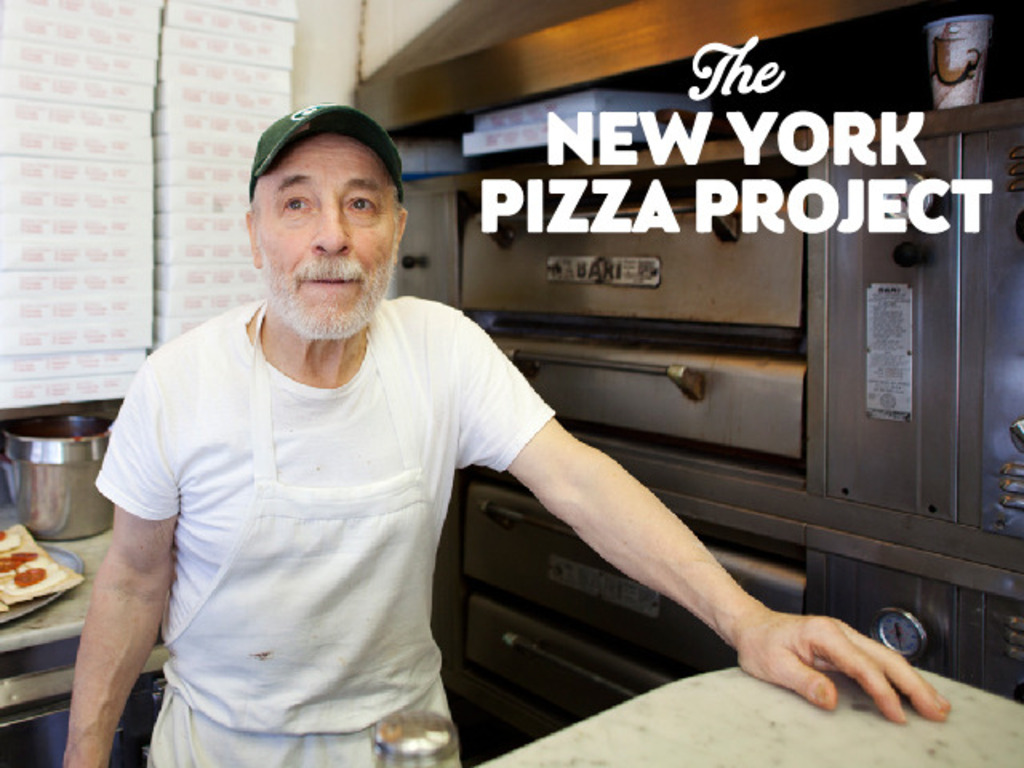 The New York Pizza Project's video poster
