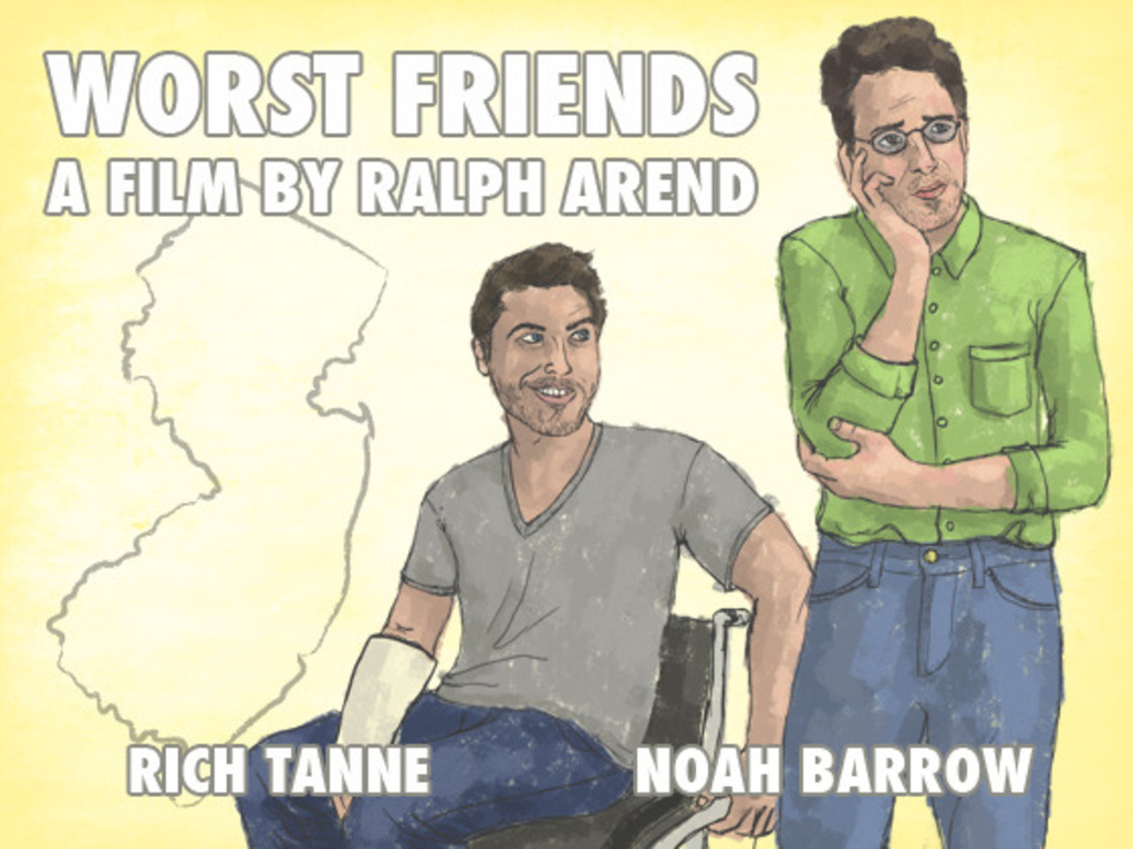 Worst Friends's video poster