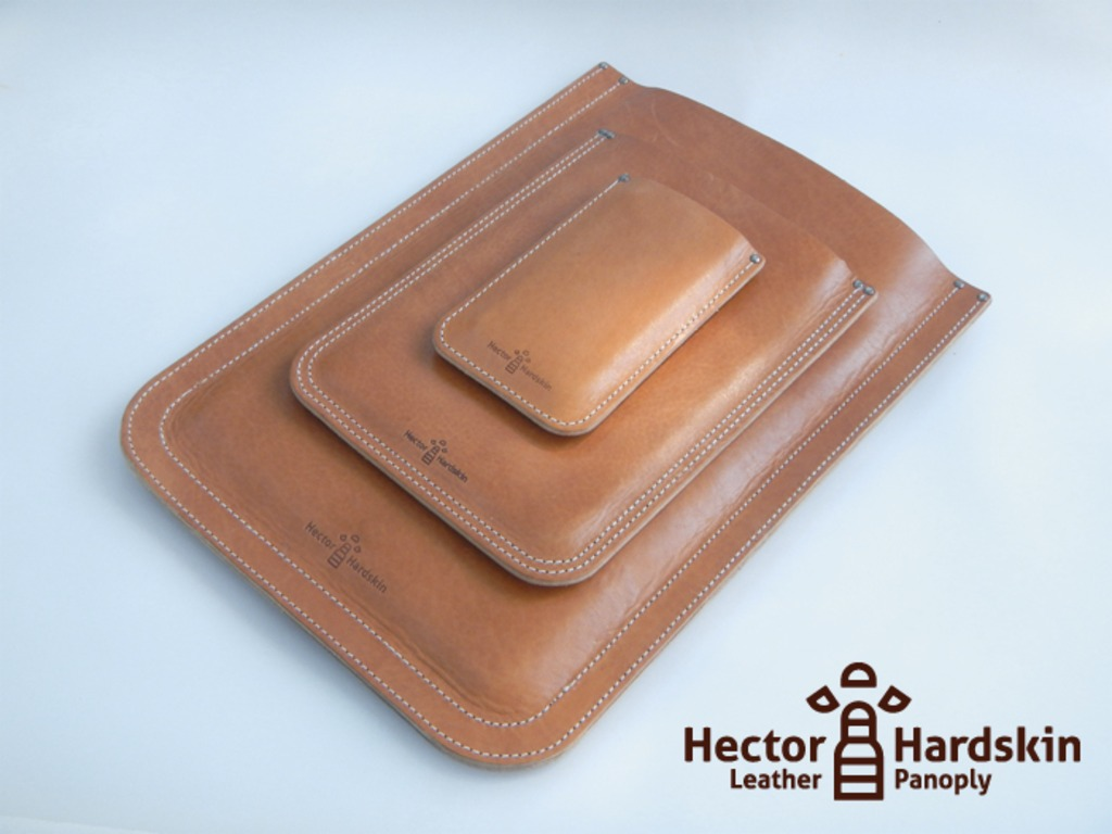 Hector Hardskin Leather Panoply for Apple Products's video poster