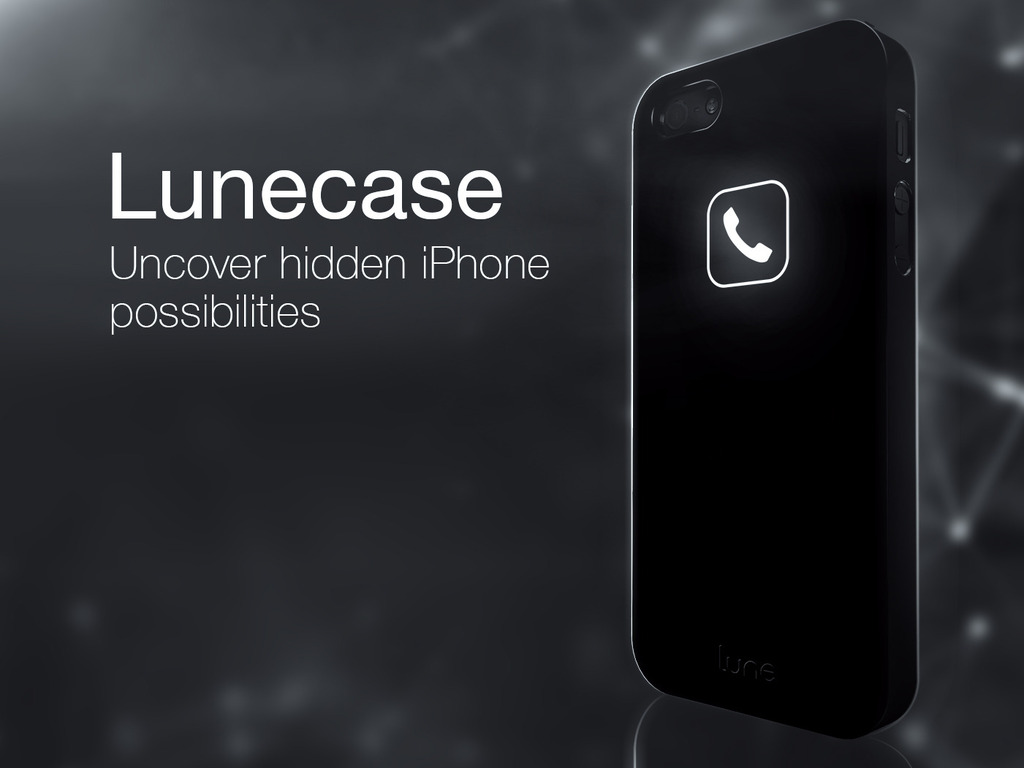 Lunecase - Bring the back of your iPhone to life!'s video poster