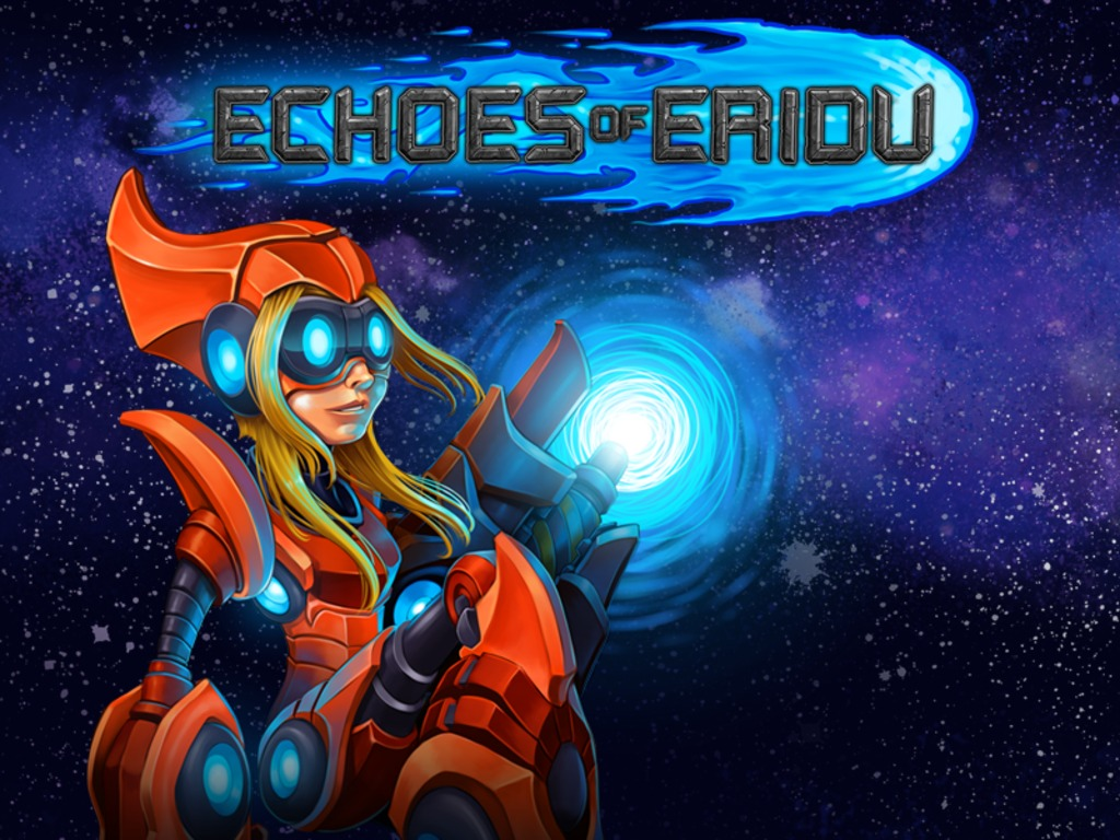 Echoes of Eridu: Co-optional Roguelike Megaman-style action's video poster