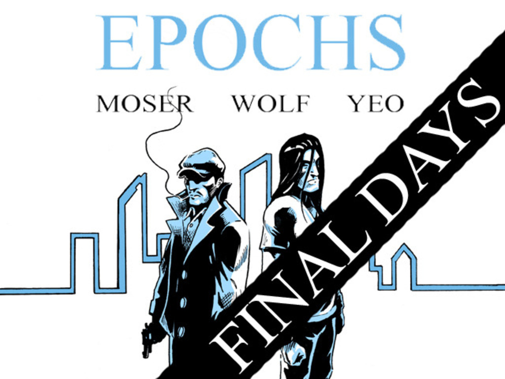EPOCHS Issue #1's video poster
