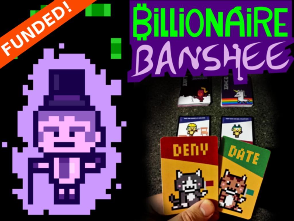 Billionaire Banshee: Party Entertainment System's video poster