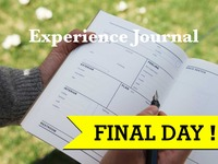 Experience Journal : Notebook for your creative observation