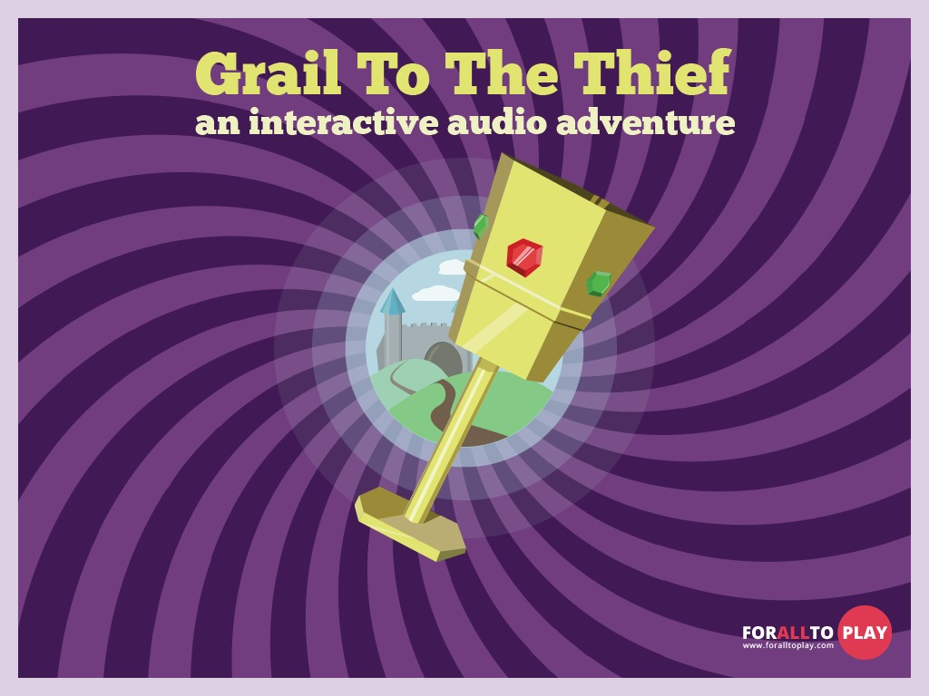 Grail to the Thief: An Interactive Audio Adventure's video poster