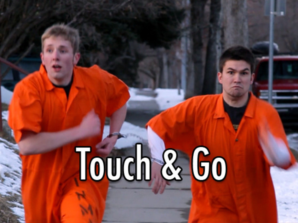 Touch & Go's video poster