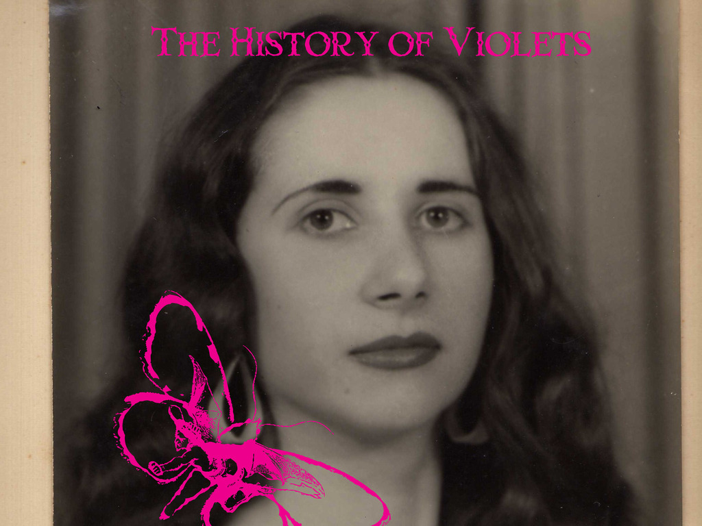 "Publishing Marosa di Giorgio's ""The History of Violets"" 's video poster"
