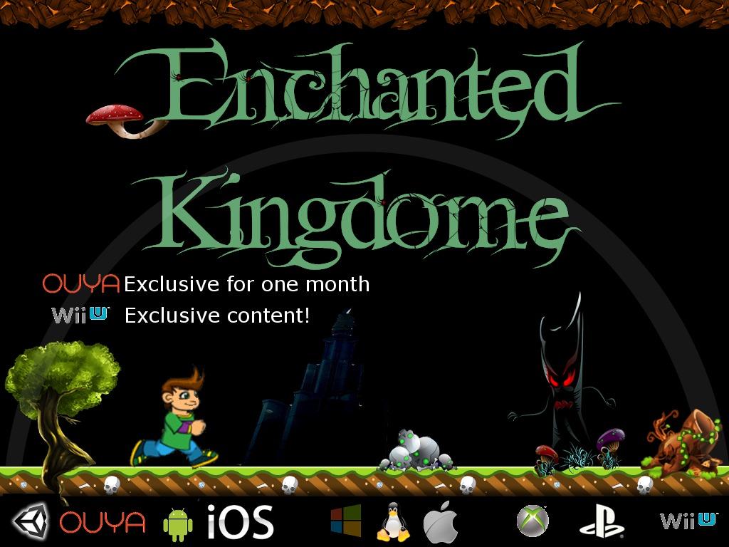 Enchanted Kingdom -When Incredible Machine meets Super Mario's video poster